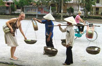 как поехать во вьетнам без помощи других